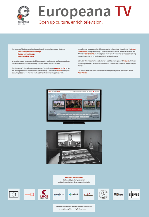 01. Europeana TV